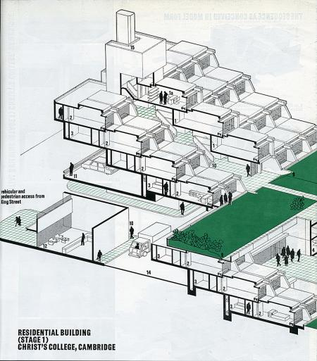 Denys Lasdun. Architectural Review v.150 n.895 Sep 1971, 136