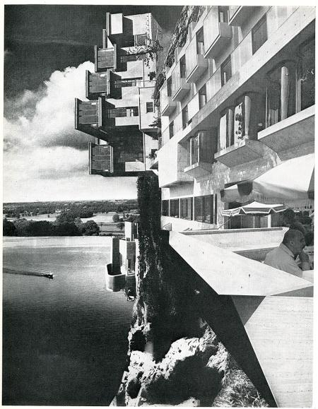 Ivor De Wolfe and Kenneth Browne. Civilia. Architectural Press London 1971, 100