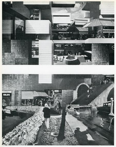 Ivor De Wolfe and Kenneth Browne. Civilia. Architectural Press London 1971, 148