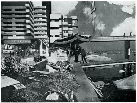 Ivor De Wolfe and Kenneth Browne. Civilia. Architectural Press London 1971, 63