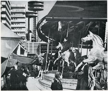 Ivor De Wolfe and Kenneth Browne. Civilia. Architectural Press London 1971, 64