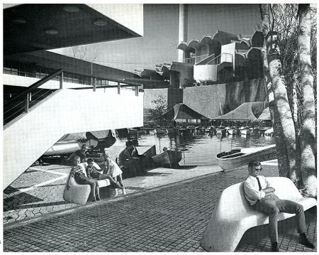 Ivor De Wolfe and Kenneth Browne. Civilia. Architectural Press London 1971, 68