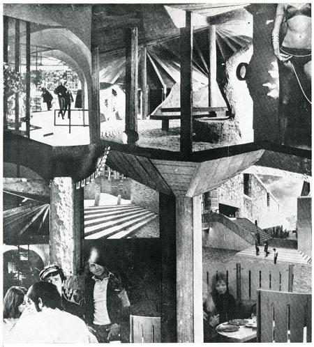 Ivor De Wolfe and Kenneth Browne. Civilia. Architectural Press London 1971, 78