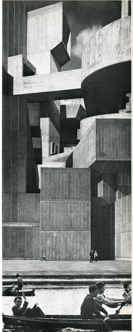 Ivor De Wolfe and Kenneth Browne. Civilia. Architectural Press London 1971, 83