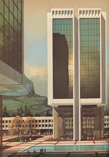 Richard Howard. Architectural Record. May 1971, 76