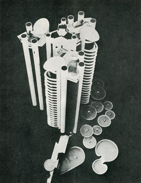 Seow Lee Heah. Architectural Record. Nov 1971, 44