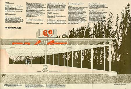 Foster Associates. Architectural Review v.151 n.899 Jan 1972, 18