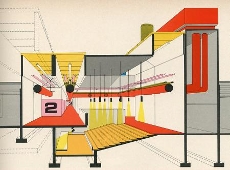 Muchow Associates. Architectural Record. Aug 1972, 111