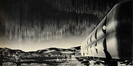 Papineau Gerin and Lajoie Le Blanc . Progressive Architecture 53 September 1972, 120