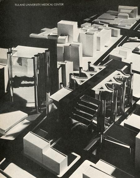 Caudill Rowlett Scott. Architectural Record. Apr 1973, 144