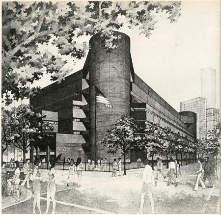 Gruzen & Partners. Architectural Record. Apr 1973, 42