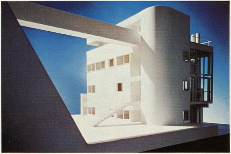 Richard Meier. Architectural Record. Jul 1973, 89