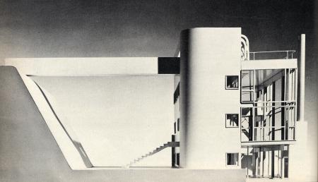 Richard Meier. Architectural Record. Jul 1973, 90