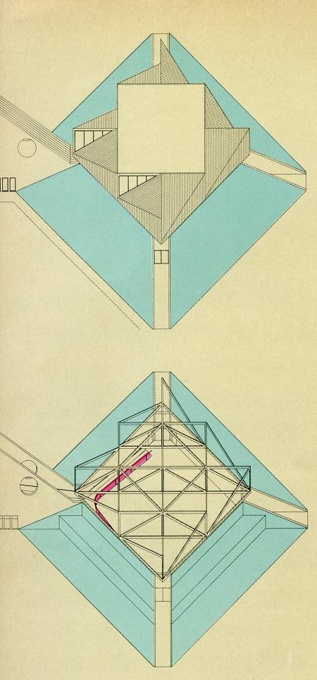 Stanley Tigerman. Architectural Record. Jan 1973, 106