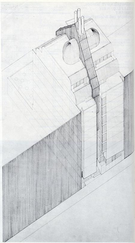 Vico Magistretti. Architectural Review v.153 n.911 Jan 1973, 58