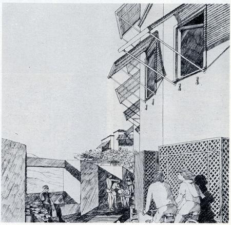 Andrew Batey. Architectural Review v.156 n.930 Aug 1974, 131