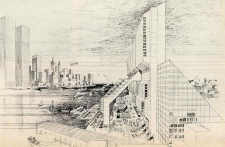 Elbasani Logan Severin. Architectural Record. Dec 1974, 39