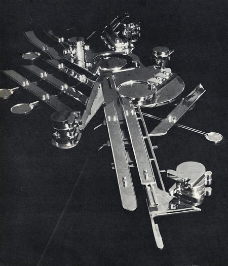 L. Savioli. Architectural Record. Feb 1974, 104