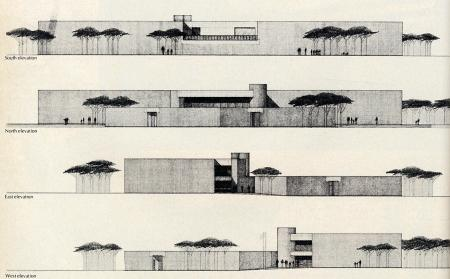 Martin and Ortega. Architectural Record. Jul 1974, 40