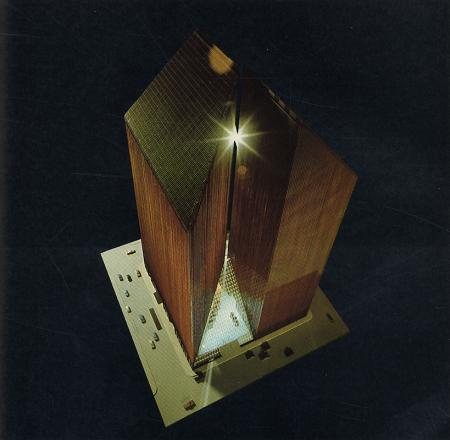 Philip Johnson and John Burgee. Architectural Record. Mar 1974, 215