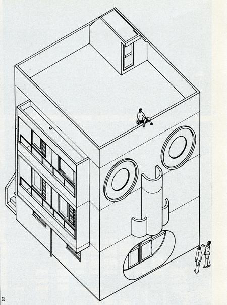 Kazumasa Yamashita. Architectural Review v.158 n.946 Dec 1975, 381