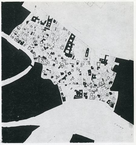 Leonardo Benevolo. Architectural Review v.158 n.943 Sep 1975, 129