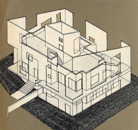 MLTW Turnbull. Progressive Architecture 56 January 1975, 54