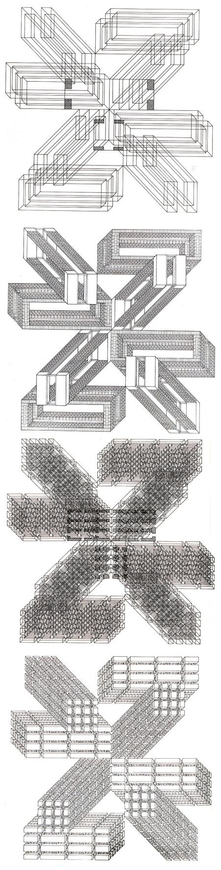 Stanley Tigerman and GL Crabtree. A+U 55 July 1975, 2