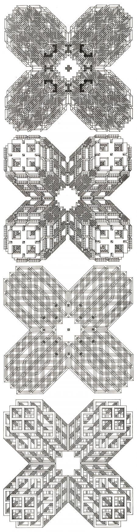 Stanley Tigerman and GL Crabtree. A+U 55 July 1975, 45