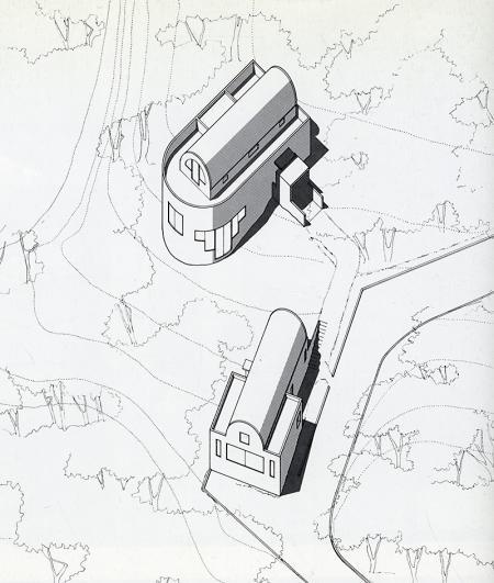 Arata Isozaki. GA Houses. 1 1976, 150