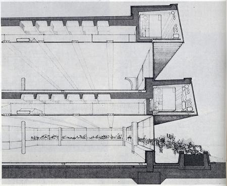 Michael Laird. Architectural Review v.159 n.947 Jan 1976, 36