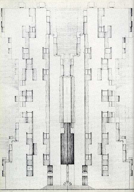 Ricardo Bofill. GA Houses. 1 1976, 22