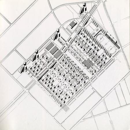 Ungers Dietzsch Koolhaas Clarck Ovaska. Lotus 11 1976, 29