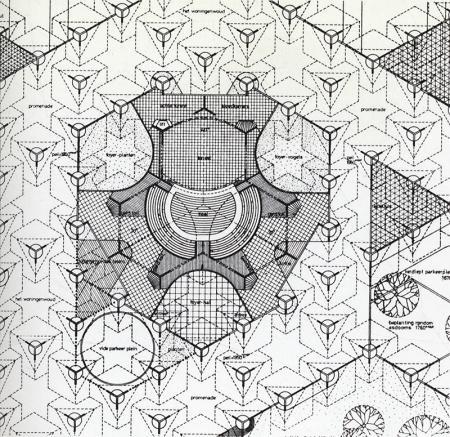 Piet Blom. GA Houses. 3 1977, 43