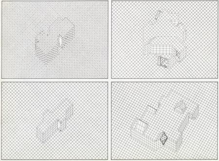 Fujii Hiromi. GA Houses. 4 1978, 135