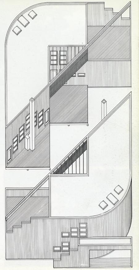Stanley Tigerman. GA Houses. 6 1979, 45