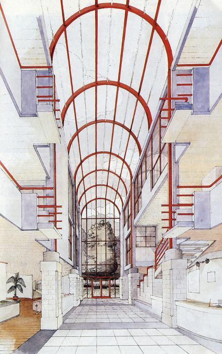 Antoine Grumbach. Architecture D'Aujourd'Hui 207 April 1980, 51