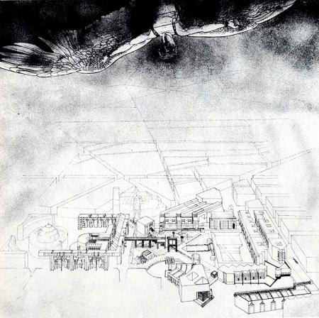 Bourdeau Baroni Carlucci deVita Galantino Guerrini. Architecture D'Aujourd'Hui 207 April 1980, 20