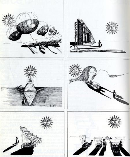 James Lambeth. Architecture D'Aujourd'Hui 207 June 1980, 2