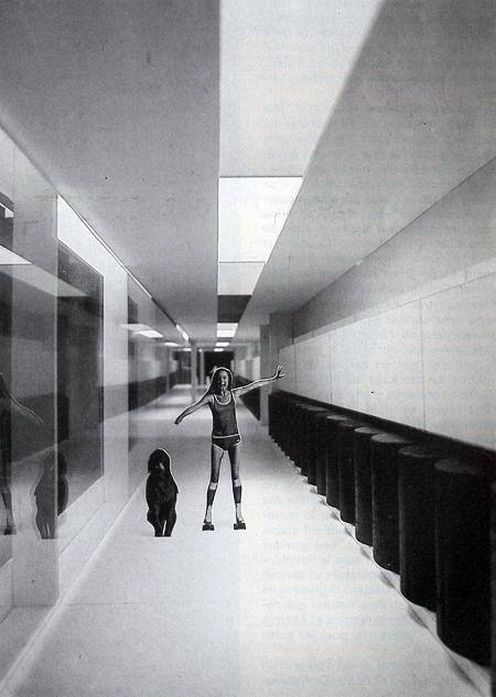 James Lambeth. Architecture D'Aujourd'Hui 209 June 1980, 93