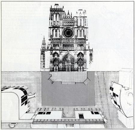 P Hautcoeur. Architecture D'Aujourd'Hui 207 February 1980, 24
