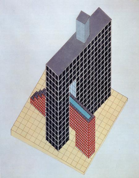 Arquitectonica. GA Houses. 8 1981, 107