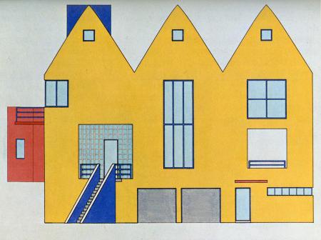 Arquitectonica. GA Houses. 8 1981, 109