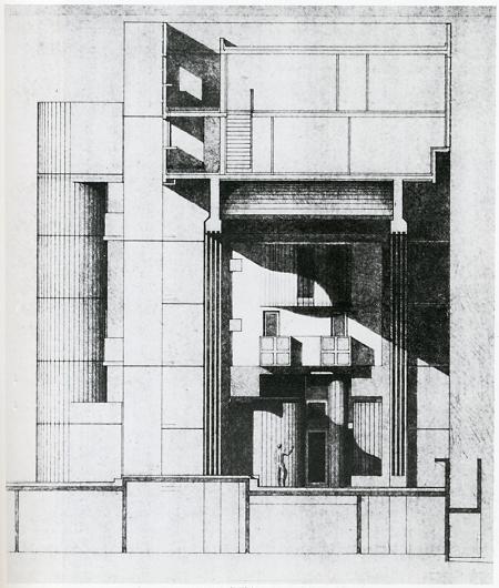 Henri E Ciriani. GA Document. 3 1981, 75