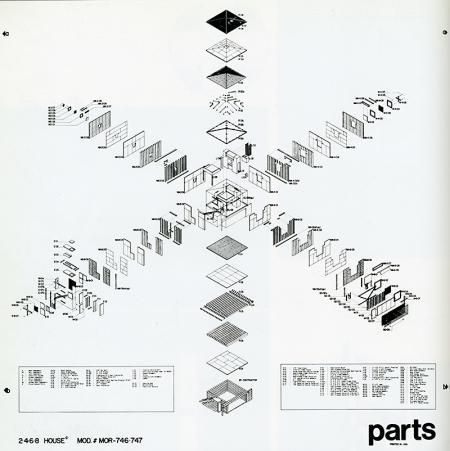 Morphosis. GA Houses. 9 1981, 158