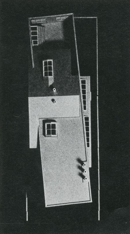 Morphosis. GA Houses. 9 1981, 171