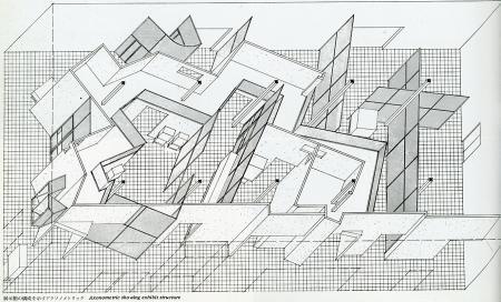 Frank Gehry. GA Document. 5 1982, 80