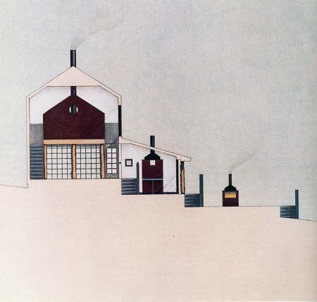 Ralph Lerner. GA Houses. 11 1982, 120