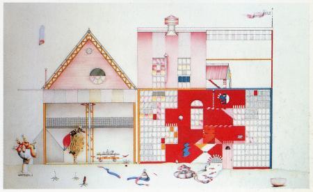 Stanley Saitowitz. GA Houses. 10 1982, 59