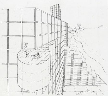 Arquitectonica. GA Document. 7 1983, 28